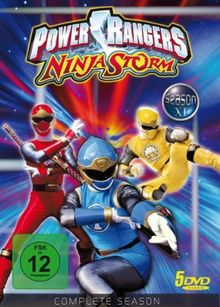 Power Rangers Ninja Storm - Complete Season [5 DVDs]
