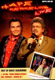 Hape Kerkeling - Wieder auf Tour/Live (Special Edition) [2 DVDs]