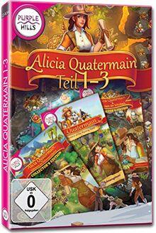 Alicia Quatermain 1-3 [