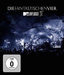 Die Fantastischen Vier - MTV Unplugged II [Blu-ray]