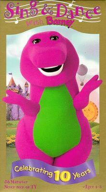 Barney & Friends [VHS]