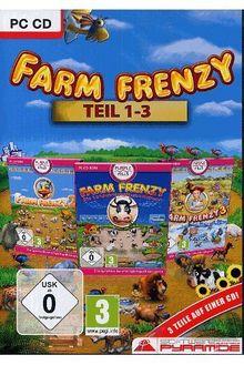 Farm Frenzy Teil 1-3 für PC