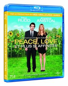 Peace, love et plus si affinité [Blu-ray]