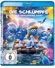 Die Schlümpfe - Das verlorene Dorf [Blu-ray]