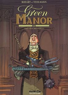 Green Manor, Tome 3 : Fantaisies meurtrières (Ado Adulte)
