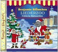 Benjamin Blümchen - Liederzoo: Fröhliche Weihnachten