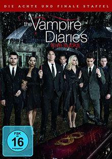 The Vampire Diaries - Die achte und finale Staffel [3 DVDs]