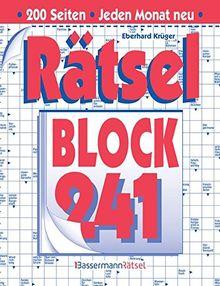 Rätselblock 241