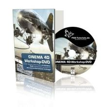 PSD-Tutorials.de - CINEMA 4D Workshop-DVD