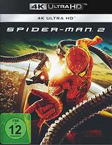 Spider-Man 2 (4K Ultra HD) [Blu-ray]