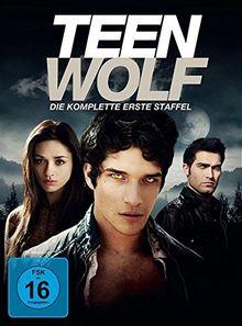 Teen Wolf - Staffel 1 [4 DVDs]