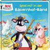 Spiel mit in der Bauernhof-Band: Klatschen, muhen, schmatzen! (Mini-Musiker)