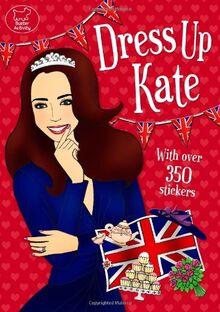 Dress Up Kate, Sticker Book (Sticker Activity)