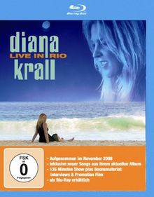 Diana Krall - Live in Rio [Blu-ray]