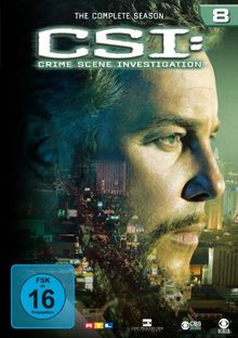 CSI: Crime Scene Investigation - Die komplette Season 8 [6 DVDs]