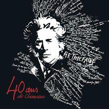 40 Ans de Chansons [Vinyl LP]