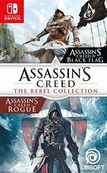 UBISOFT - Assassin's Creed Black Flag + Rogue - Switch