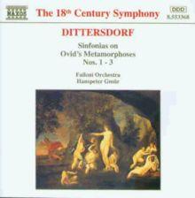Dittersdorf Metamorphosen 1-3