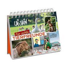 Für echte Tierfreunde: Aufstellbuch mit Tier-Cartoons, Fotos und Texten von Uli Stein