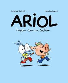 Ariol, Tome 3 : Copain comme cochon
