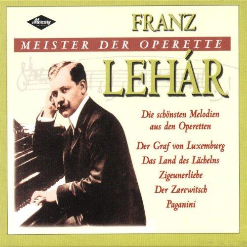 Operette Von Franz Lehar