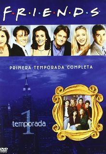 Friends 1 Temporada (Pack) (Import) (Dvd) (2003) Jennifer Aniston; David Schwimm