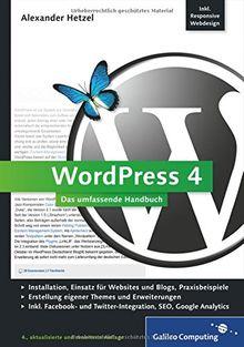 WordPress 4: Das umfassende Handbuch (Galileo Computing)