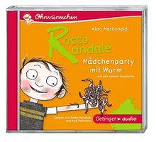 Rocco Randale - Mädchenparty mit Wurm CD: Ungekürzte Lesung, 38 min.