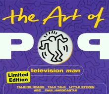 The Art of Pop/Television Man