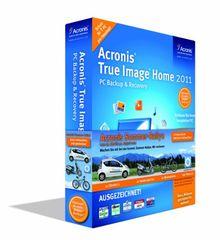Acronis True Image Home 2011 Promo