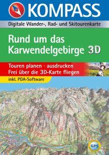 Karwendelgebirge. CD-ROM