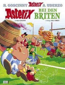 Asterix 08: Asterix bei den Briten