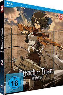 Attack on Titan - Vol.2 [Blu-ray]