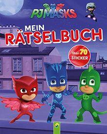 PJ Masks Mein Rätselbuch