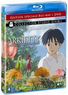 Arrietty, le petit monde des chapardeurs [Blu-ray] [FR Import]