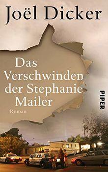 Umschlag des Buches Das Verschwinden der Stephanie Mailer