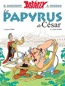 Asterix 36. Le Papyrus de César (Asterix Graphic Novels, Band 36)