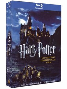 Harry Potter - Complete Collection [Blu-ray] [IT Import]