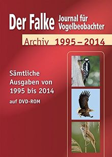 Das Falke Heftarchiv 1995-2014: Sämtliche Ausgaben von 1995 bis 2014 auf DVD-ROM