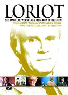 Loriot - Gesammelte Werke (7 DVDs)
