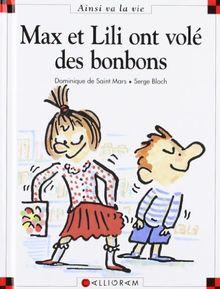 Max ET Lili Ont Vole DES Bonbons (18)