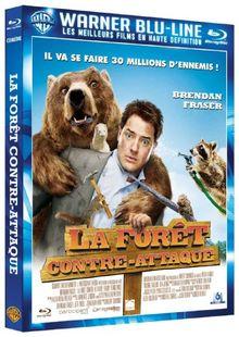 La forêt contre-attaque [Blu-ray] [FR Import]
