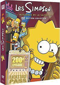 Les Simpson, saison 9 - Coffret 4 DVD