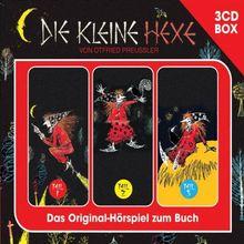 Die Kleine Hexe 3-CD Hörspielbox