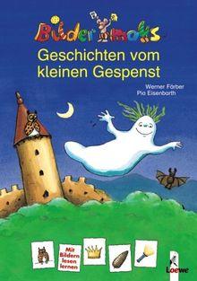 Bildermaus-Geschichten vom kleinen Gespenst / Bilderdrache - Das kleine Burggespenst in der Schule (Wendebuch)
