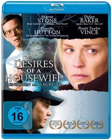 Desires of a Housewife [Blu-ray]