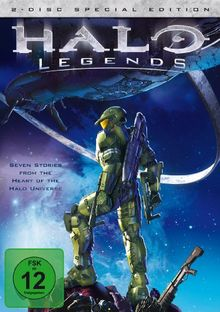 Halo Legends [Special Edition] [2 DVDs]