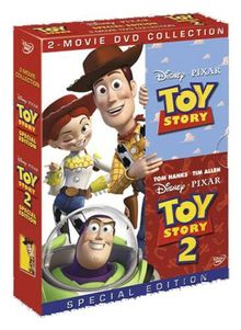 Toy Story / Toy Story 2 [Special Edition] [2 DVDs]