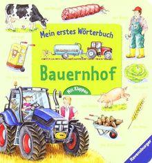 Mein erstes Wörterbuch: Bauernhof