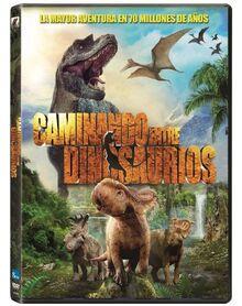 Caminando Entre Dinosaurios: La Película (Import Dvd) (2014) Personajes Animad